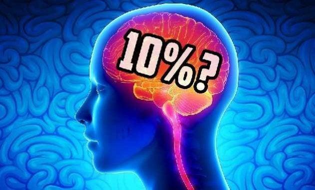 Manusia Hanya Gunakan 10 persen Otaknya?