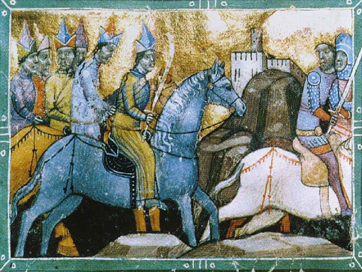 Sejarah Mongol