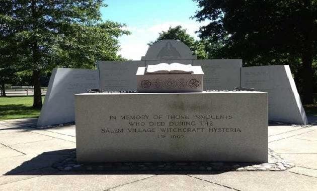 Monumen peringatan Salem
