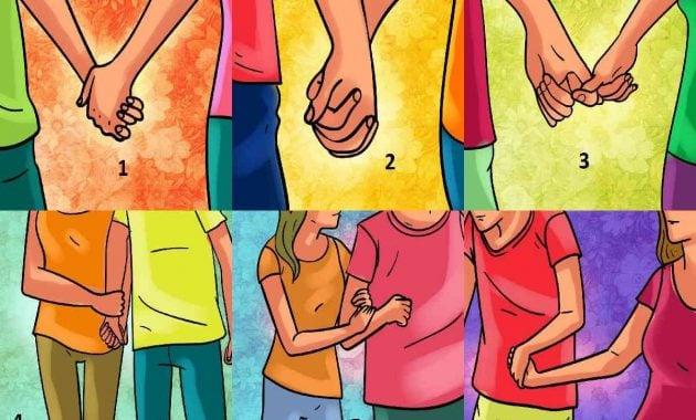 Pegangan tangan pacar