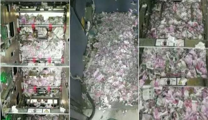 Uang dimakan tikus