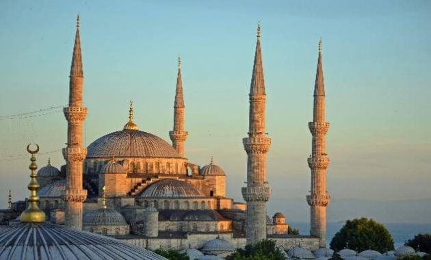Masjid Sultan Ahmet, Istanbul, Turkey
