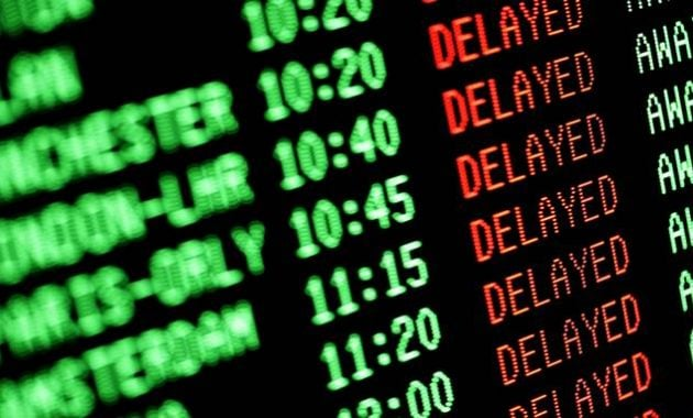 Informasi Penundaan Penerbangan
