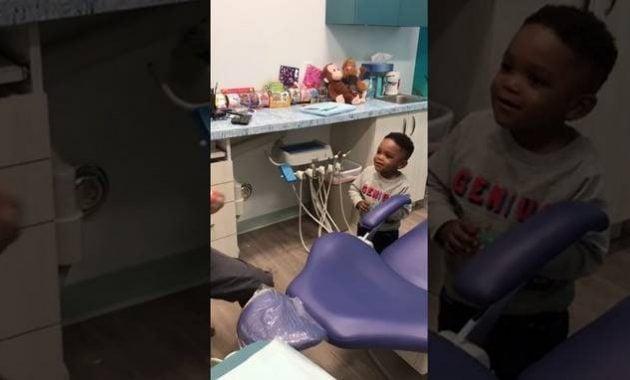 Dokter gigi anak