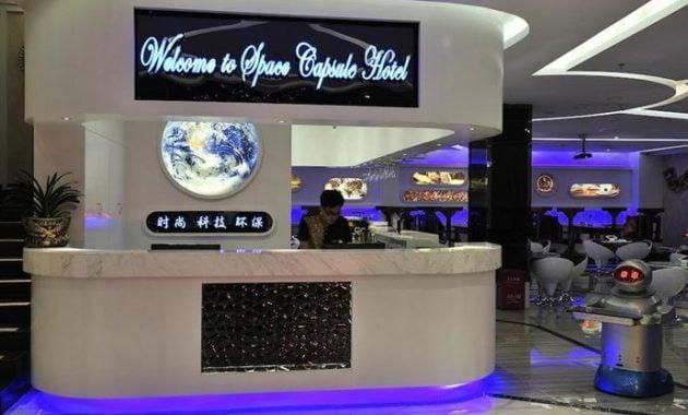 Pengheng Space Capsules Hotel