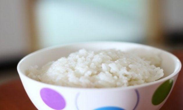 Diet makan nasi