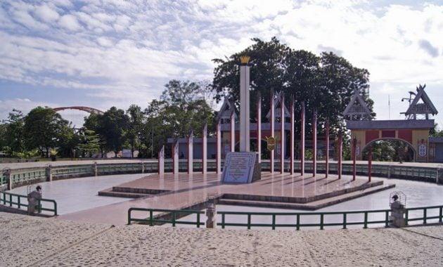 Tugu Soekarno, Palangka Raya