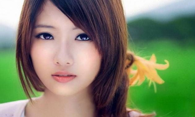 Kecantikan wanita Jepang