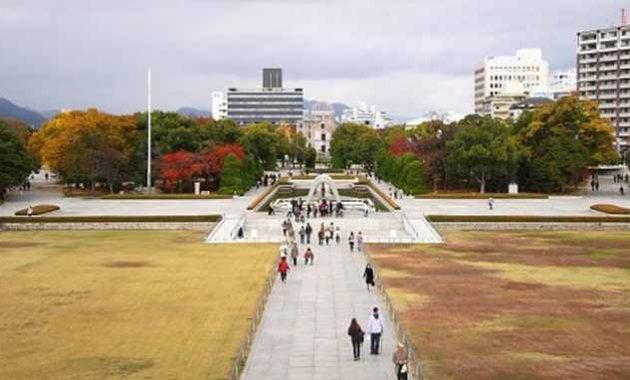 Taman Peringatan Perdamaian Hiroshima