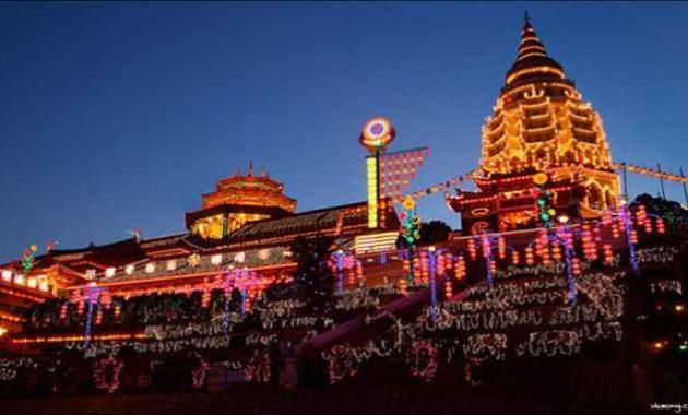 Kuil Kek Lok Si, Malaysia