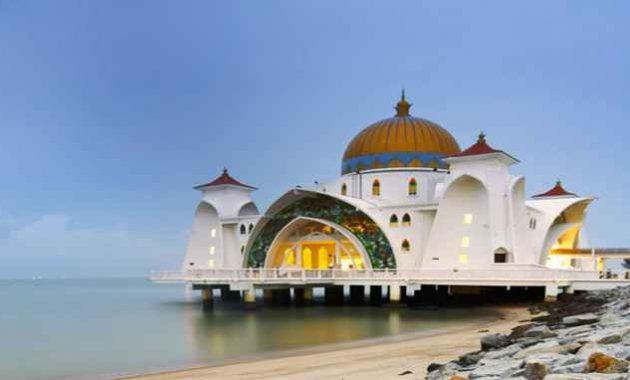 Masjid Selat Malaka