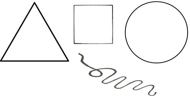 Tes Kepribadian gambar simbol