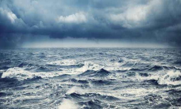 Ombak lautan