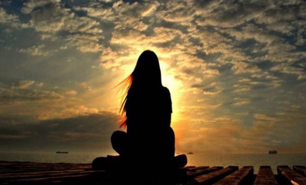Doa dan meditasi
