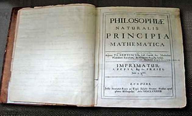 Buku Philosophiæ Naturalis Principia Mathematica
