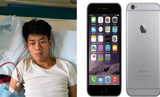 Korban iPhone jual ginjal