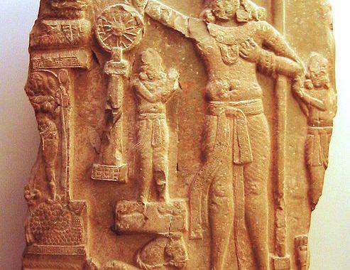 Patung Ashoka