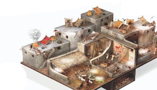Rumah zaman purba