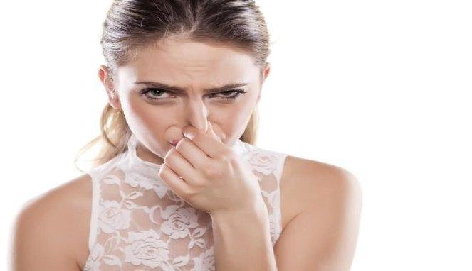 Bau tidak sedap