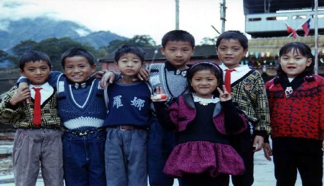Orang China dan Taiwan