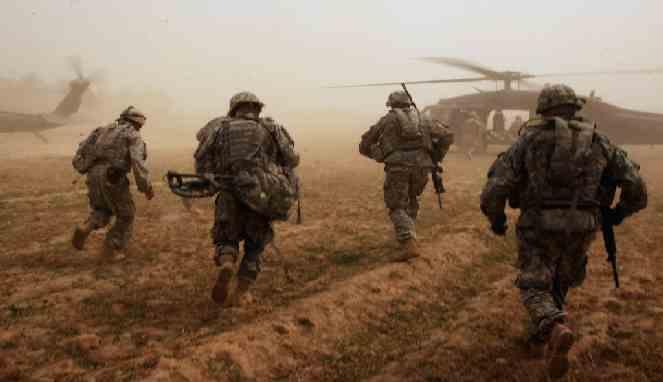 Tentara Militer Perang